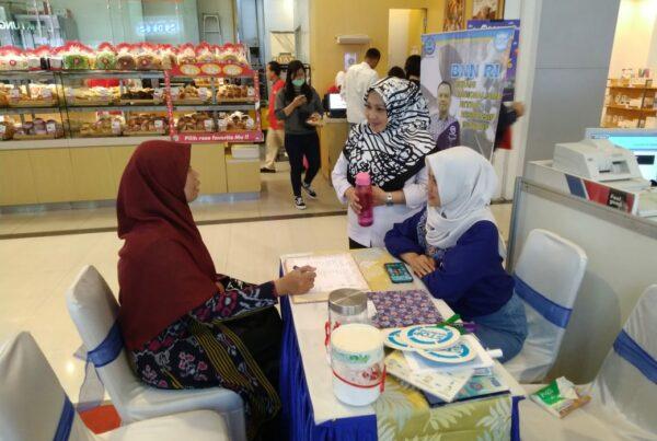 Kegiatan Pameran Edukasi Publik di Ayani Mega Mall (Hari Ke-2)