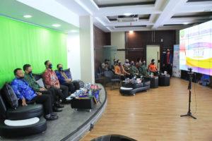 BNN Kota Pontianak memperingati HANI 2020 bersama FORKOPIMDA Kota Pontianak