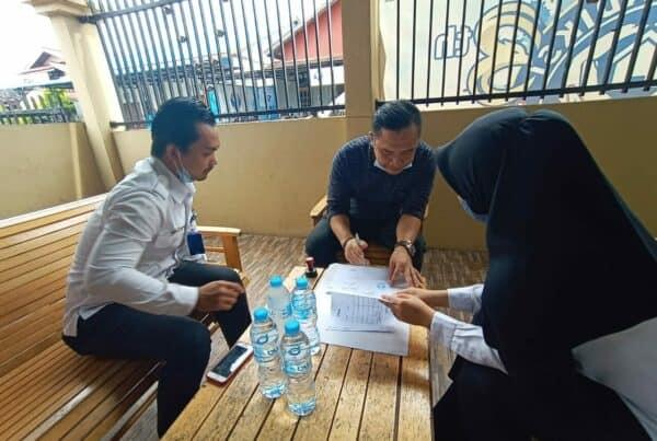 Bimbingan Teknis ke Lembaga Rehabilitasi Komponen Masyarakat Rumah Adiksi Indonesia (RAIN) dan Rumah Kasih Serambi Salomo
