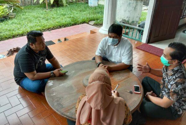 Bimbingan Teknis ke Lembaga Rehabilitasi Komponen Masyarakat Rumah Rahayu dan RBM Bumi Khatulistiwa