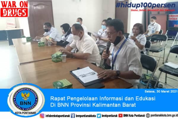 Pendampingan Wilayah Pengelolaan Informasi dan Edukasi