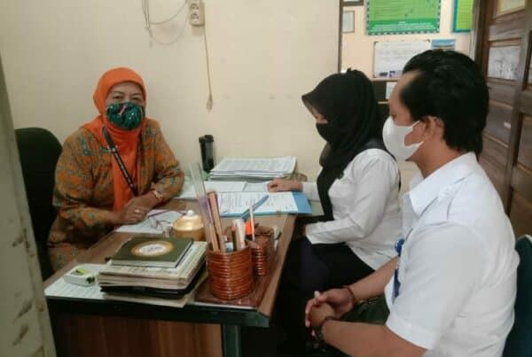 Seksi Rehabilitasi BNN Kota Pontianak Melakukan Kegiatan Pemetaan Dan Koordinasi Terkait Pembentukan IBM Di Kelurahan Benua Melayu Laut