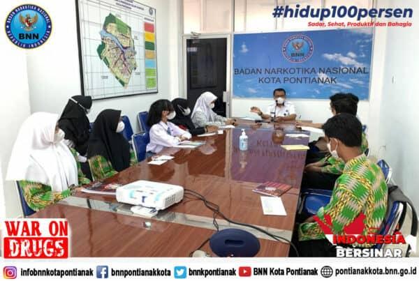 Dialog Interaktif Remaja Pertemuan Ke-1
