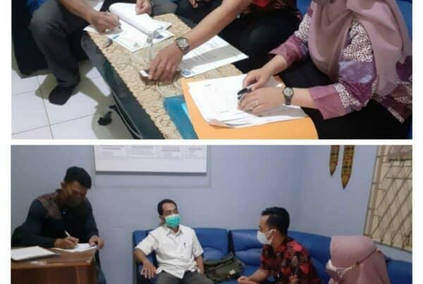 Rehabilitasi BNN Kota Pontianak Melaksanakan Monitoring Rencana Aksi ke LRKM RBM Bumi Khatulistiwa
