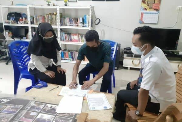 Monitoring Rencana Aksi ke LRKM Rumah Kasih Serambi Salomo